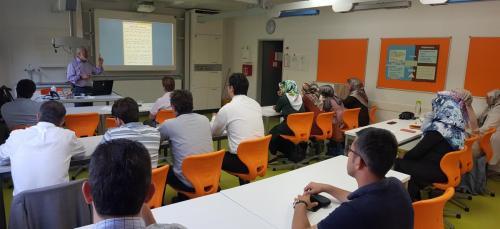 Seminar zum Schulbeginn 31.08.2019