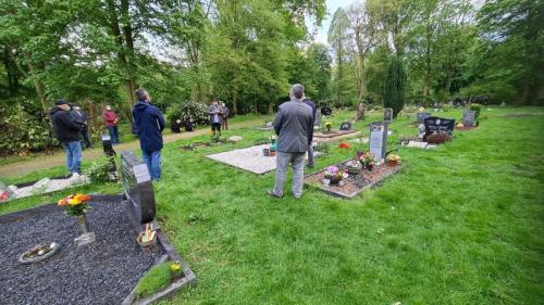 Besuch der Verstorbenen 12.05.2021