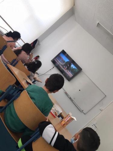 Erfolgreiches Ende unseres FIT in Deutsch-Projekts in den 12