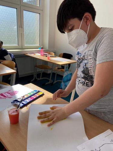 Erfolgreiches Ende unseres FIT in Deutsch-Projekts in den 7