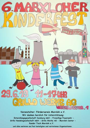 6. Marxloher Kinderfest 29.06.2019
