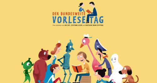 Vorlesetag Bei Seniorenstift HEWAG 19.11.2018