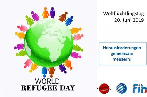 Weltflüchtlingstag 20.6.2019