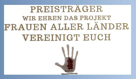 Duisburger Preis Toleranz und Zivilcourage 27.01.2020