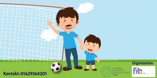 Vater und Kind Fußballturnier 12.06.2016