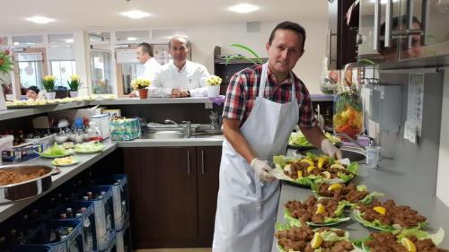 Türkisch Abend Seniorenheim 2017