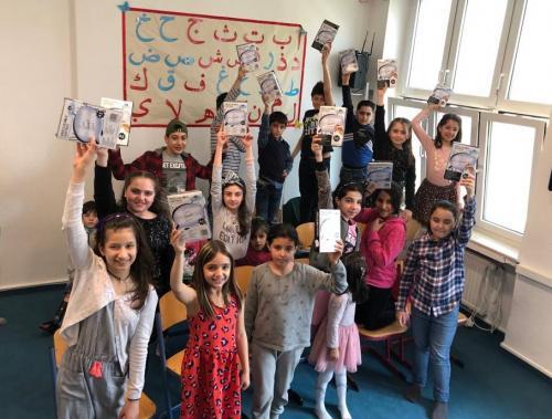 Arabischer Muttersprachliche unterricht 08.02.2020